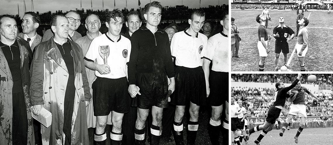 Weltmeisterschaft 1954