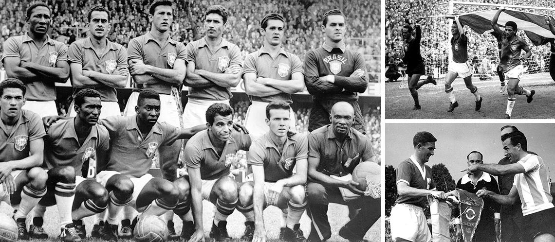 Weltmeisterschaft 1958